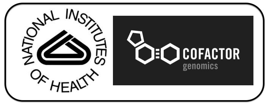 NIH and Cofactor